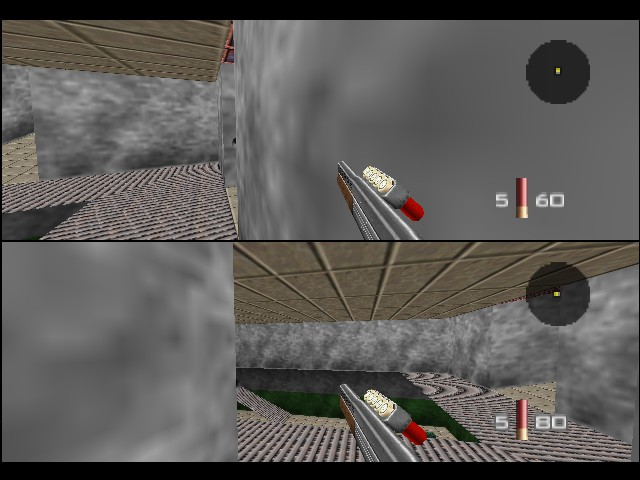 GoldenEye 007 - uh-oh - User Screenshot